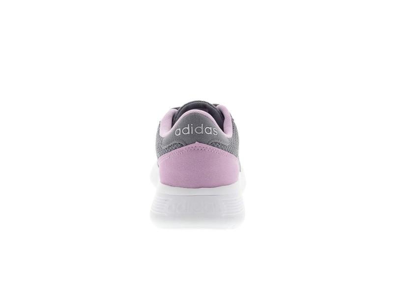3864b73b6 Tênis Adidas Feminino Caminhada Lite Racer