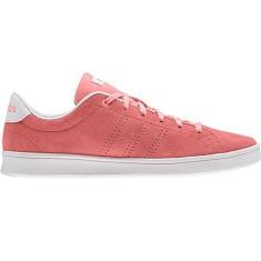 Tênis Adidas Feminino Advantage Clean QT Casual