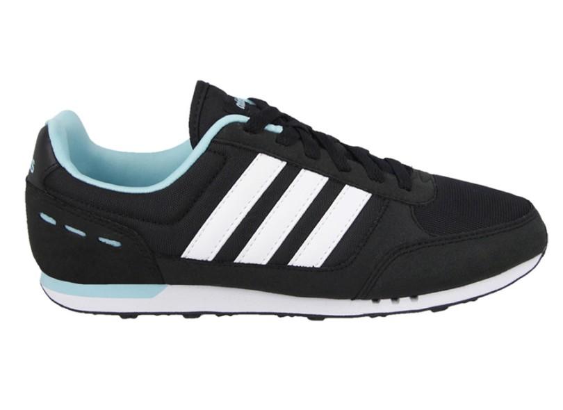 7a13513b94d Tênis Adidas Feminino Casual City Racer