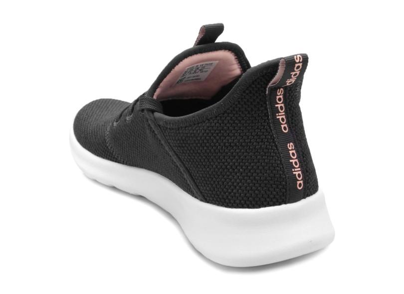 93f9563ff Tênis Adidas Feminino Casual Cloudfoam Pure