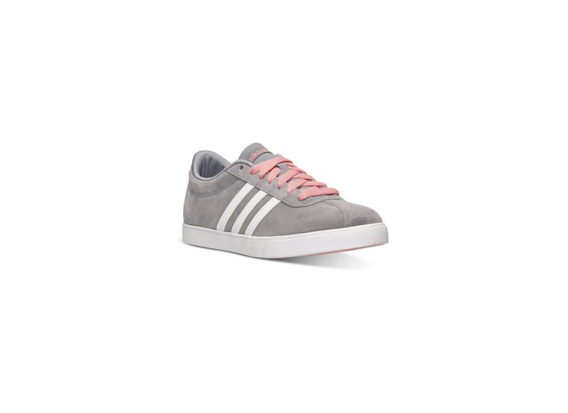 5cef9df6d Tênis Adidas Feminino Casual Courtset