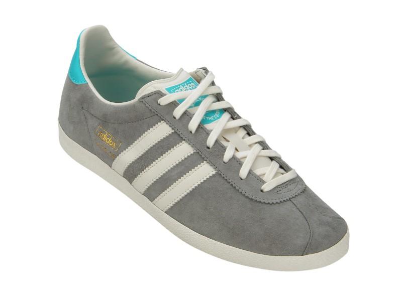 02c3658fe Tênis Adidas Feminino Casual Gazelle OG