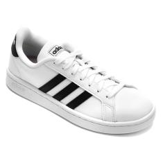 Tênis Adidas Feminino Casual Grand Court
