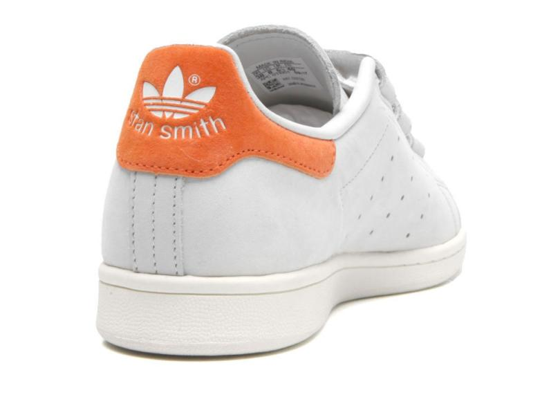 Tênis Adidas Feminino Casual Stan Smith CF 43e7bb6d73998