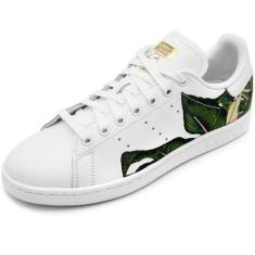 Foto Tênis Adidas Feminino Stan Smith Farm Casual