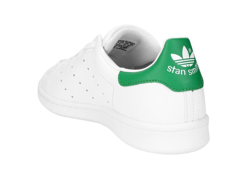 Tênis Adidas Feminino Casual Stan Smith 7d648ccacac3e