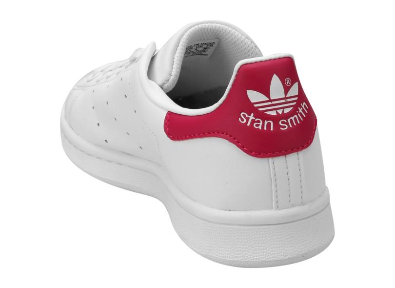 ae582cd61198 Tênis Adidas Feminino Casual Stan Smith