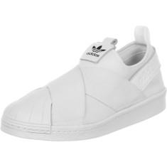 Tênis Adidas Feminino Superstar Slip On Casual