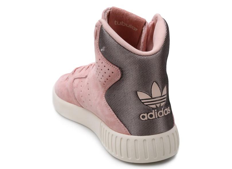 47a2a6702dc Tênis Adidas Feminino Casual Tubular Invader 2