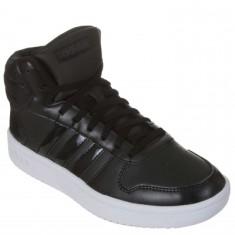 Tênis Adidas Feminino Vs Hoops Mid 2 Casual