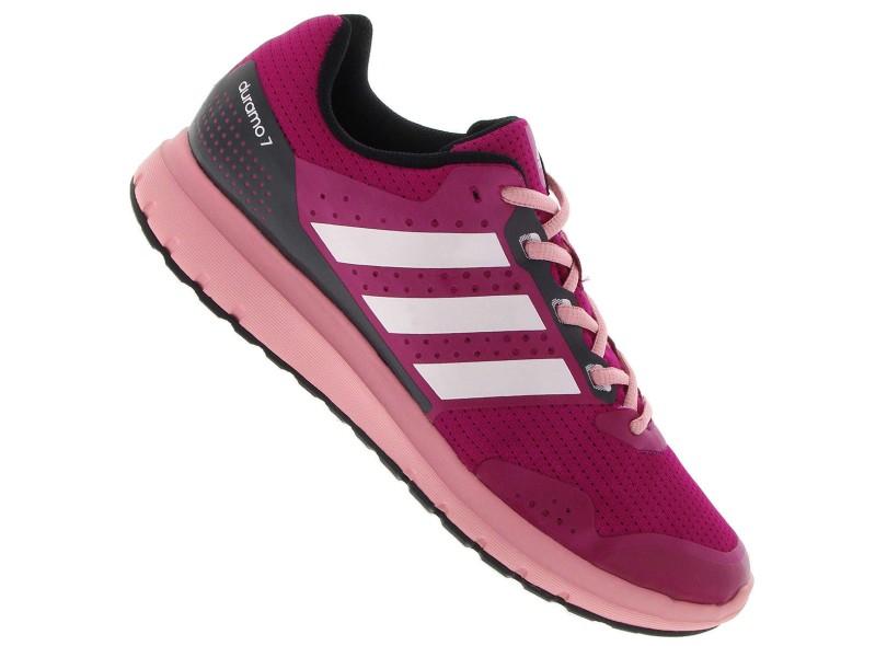 Tênis Adidas Feminino Corrida Duramo 7 7dff8d819395e