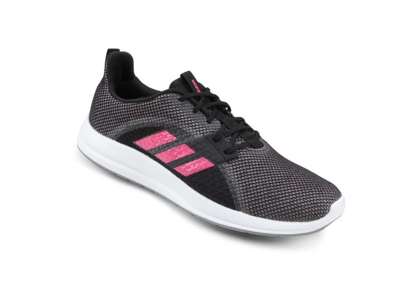 445c47fc59f24 Tênis Adidas Feminino Corrida Element V