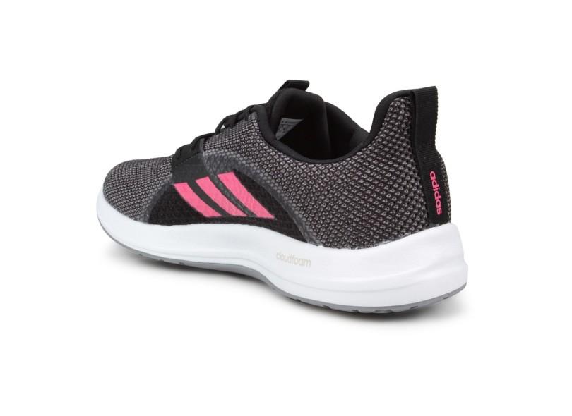 ec2dde35e2 Tênis Adidas Feminino Corrida Element V