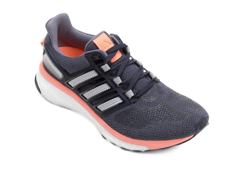 Tênis Adidas Feminino Corrida Energy Boost 3 b3692557e76a6