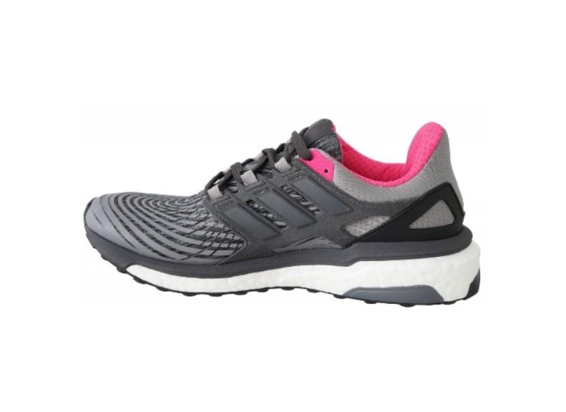 ed24e3c8a Tênis Adidas Feminino Corrida Energy Boost