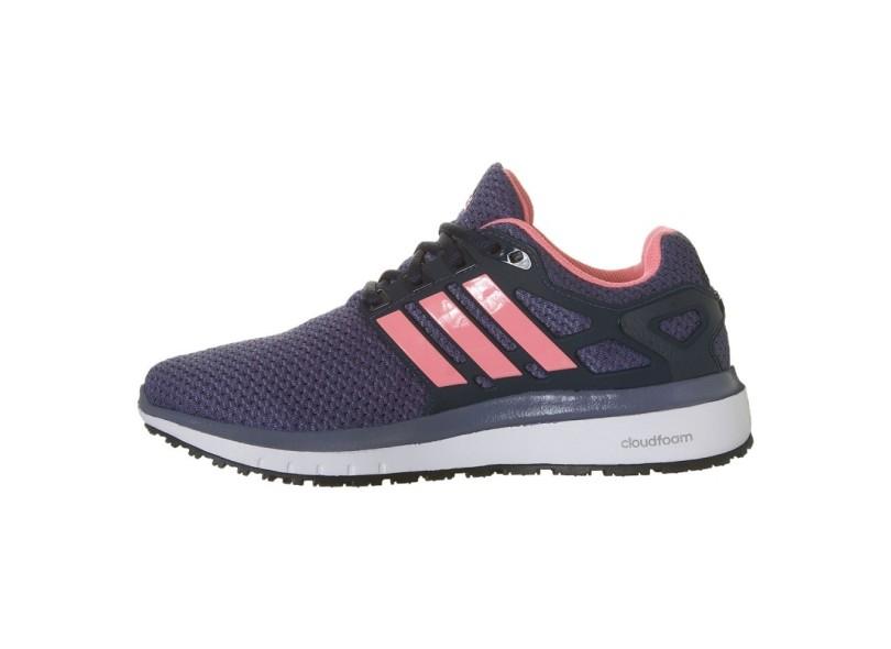 Tênis Adidas Feminino Corrida Energy Cloud 82288ff90650e