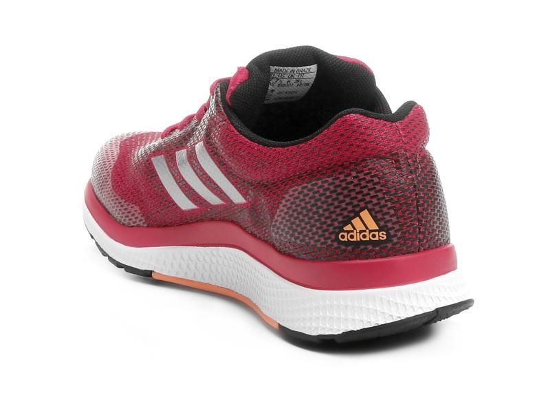 e480388e102 Tênis Adidas Feminino Corrida Mana Bounce 2