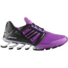 7550610b4c4 Tênis Adidas Feminino Springblade E Force Corrida