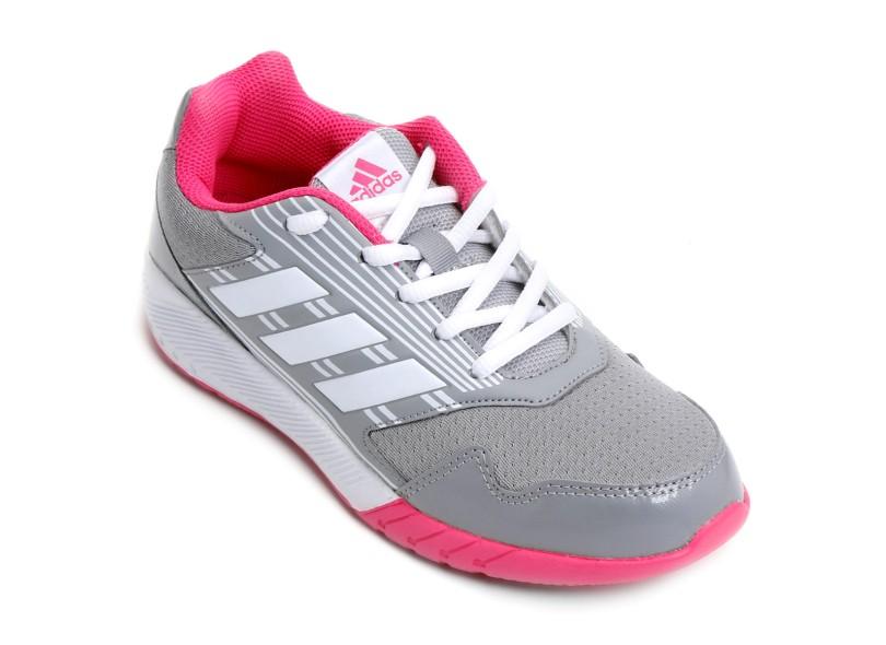 6b0a9c25b99 Tênis Adidas Infantil (Menina) Casual Altarun K