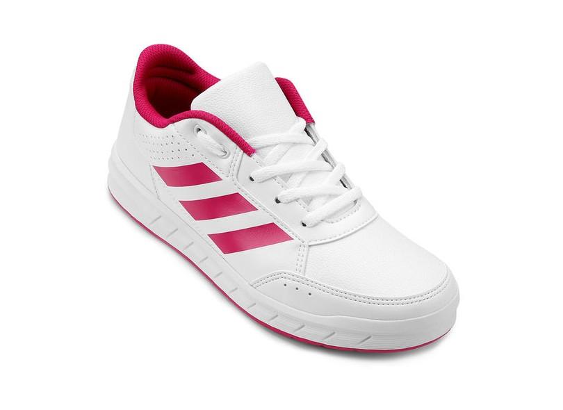 e2740ae6998 Tênis Adidas Infantil (Menina) Casual Altasport K
