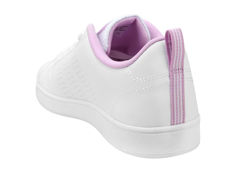 Tênis Adidas Infantil (Menina) Casual Vs Advantage Clean K 1670da3a379a5