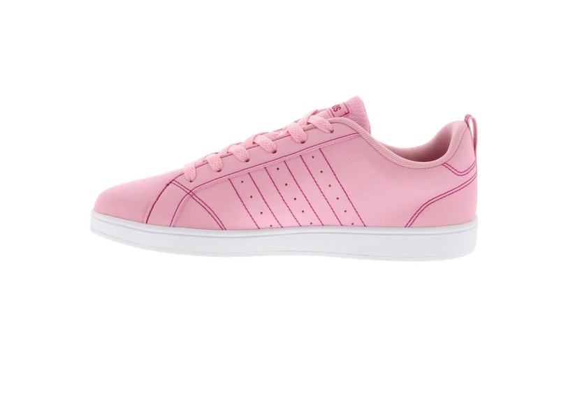 wholesale adidas neo advantage clean pink 2017c f25db