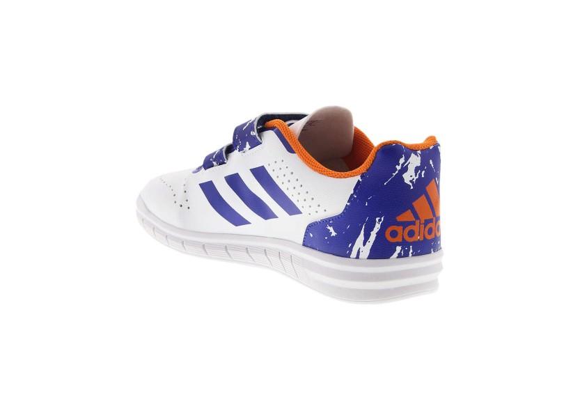 17538e3f015 Tênis Adidas Infantil (Menino) Casual QuickSport CF