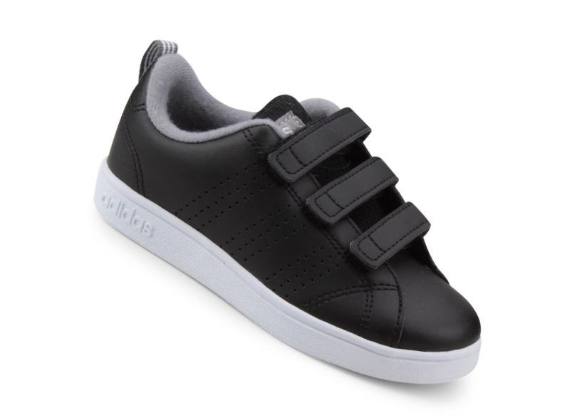 0ad6bdf7e6c Tênis Adidas Infantil (Menino) Casual Vs Advantage Clean C