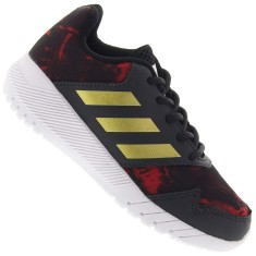 Tênis Adidas Infantil (Menino) QuickRun Corrida