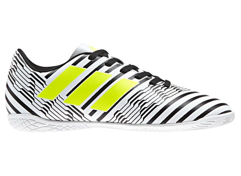 Tênis Adidas Infantil (Menino) Futsal Nemeziz 17.4 IN 3efb40a967cb6