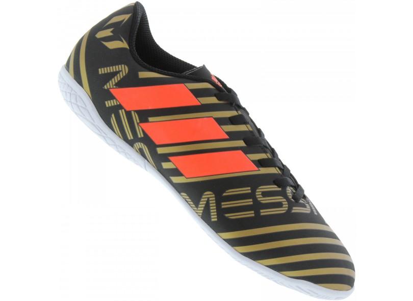 Tênis Adidas Infantil (Menino) Futsal Nemeziz Messi 17.4 IN 406f182ac812c