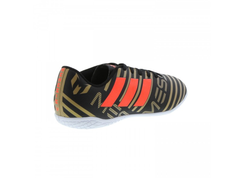 Tênis Adidas Infantil (Menino) Futsal Nemeziz Messi 17.4 IN 426d3a053f45b