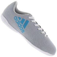 Tênis Adidas Infantil (Menino) X 17.4 IN Futsal