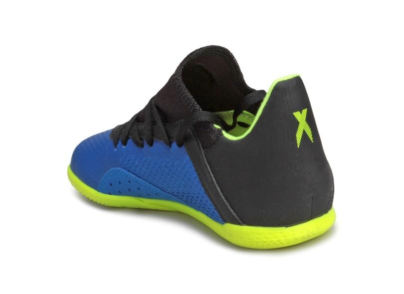 Tênis Adidas Infantil (Menino) Futsal X Tango 18.3 1c31387df4ddc