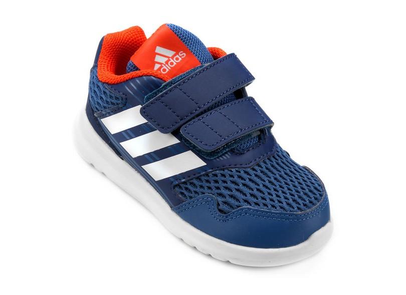 f4c3bd5f675 Tênis Adidas Infantil (Unissex) Casual Altarun Kids