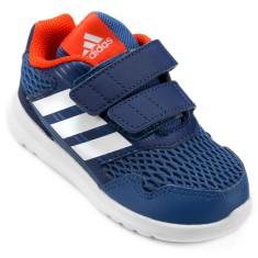 Tênis Adidas Infantil (Unissex) Altarun Kids Casual