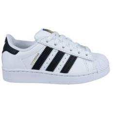 Tênis Adidas Infantil (Unissex) Casual Superstar C