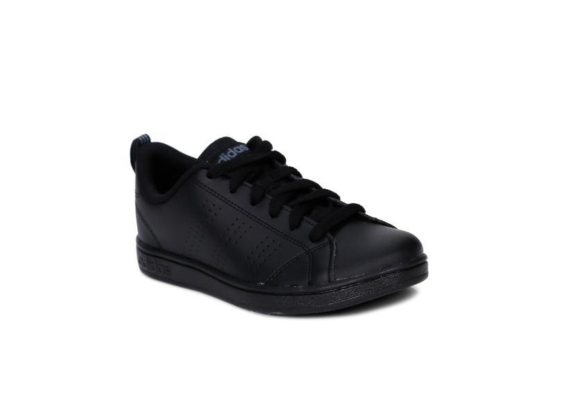 72d1a1b6e781e Tênis Adidas Infantil (Unissex) Casual VS Advantage Clean