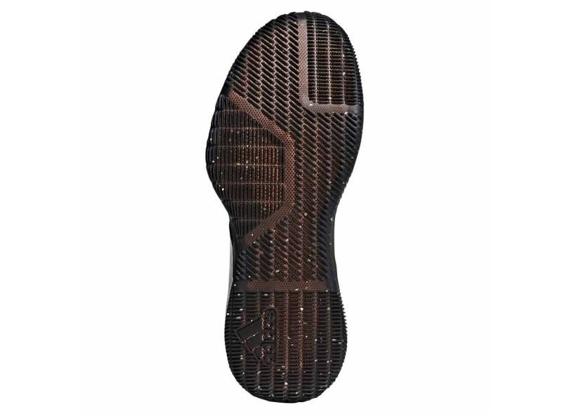 5b6b5e2585 Tênis Adidas Masculino Academia Crazytrain Pro 3
