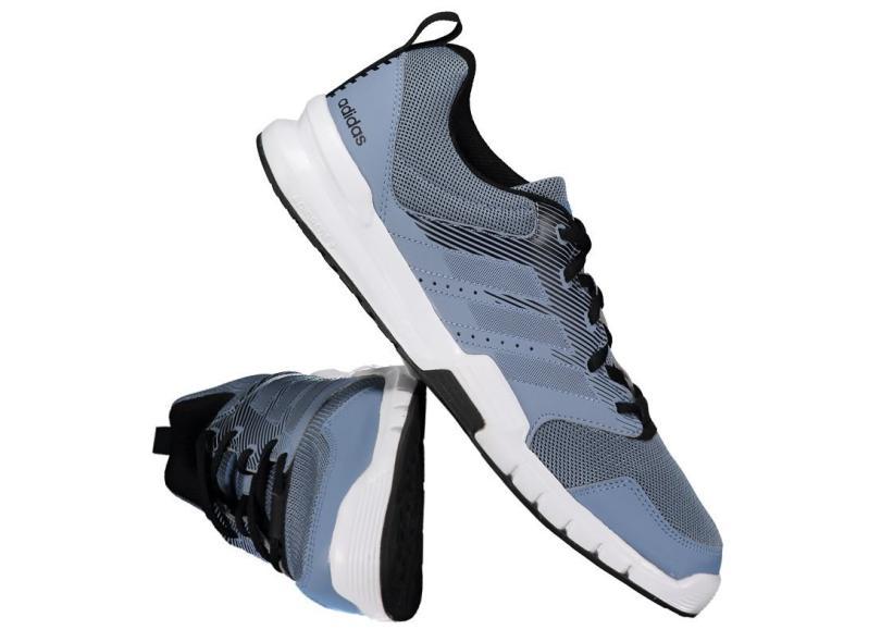 Tênis Adidas Masculino Academia Essential Star 3 8df69ce9d2c4a