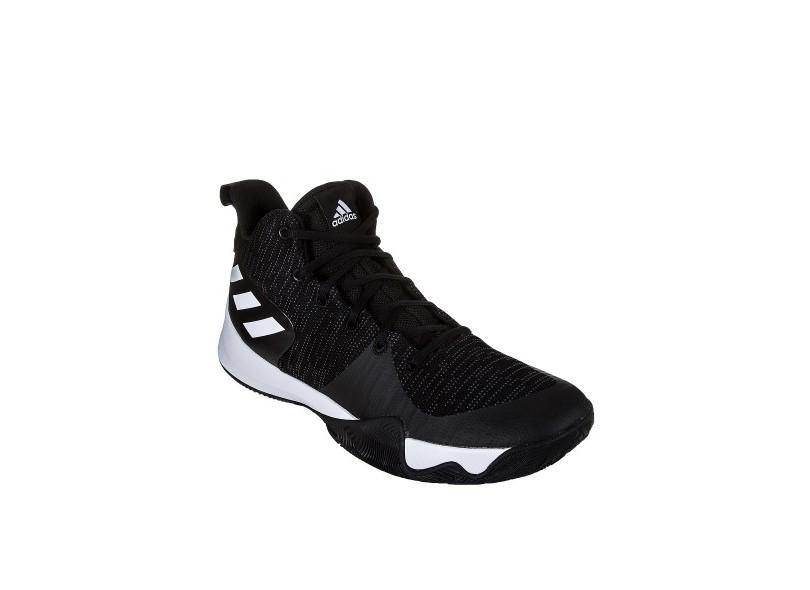 Tênis Adidas Masculino Basquete Explosive Flash 0051d2476719c