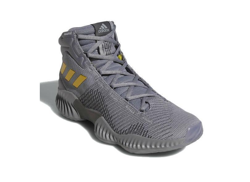 Tênis Adidas Masculino Basquete Pro Bounce 2018 11a4edee207cf