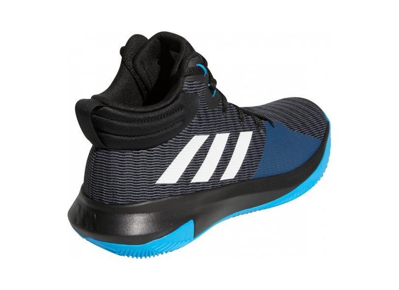 ... ab34313686b Tênis Adidas Masculino Basquete Pro Elevate ... e8e6f3025a