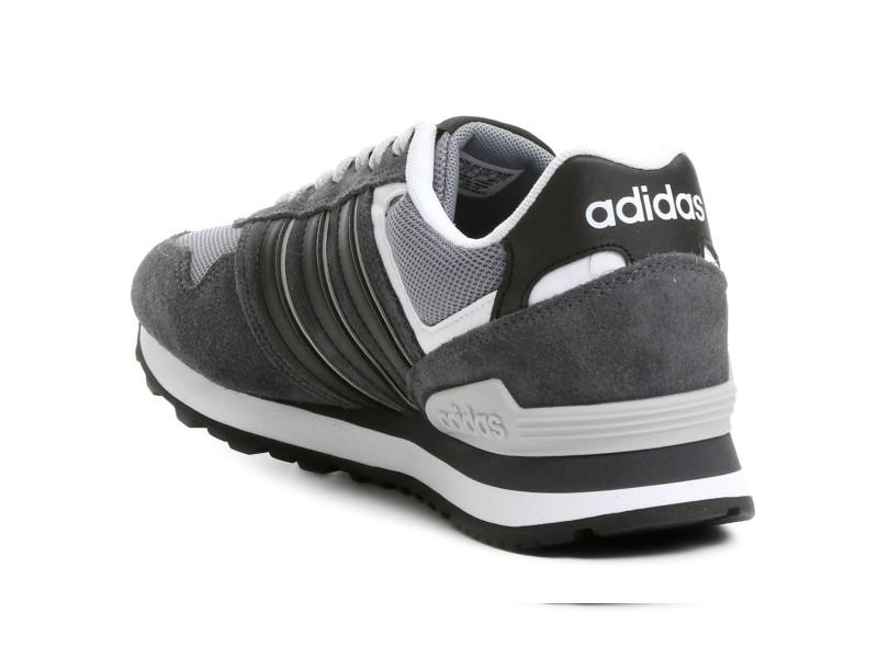 30838251f8 Tênis Adidas Masculino Casual 10K