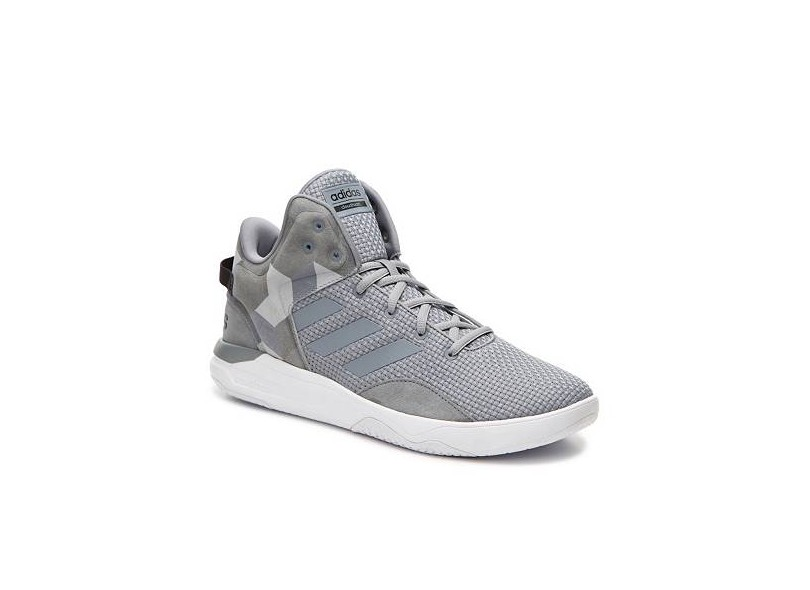 Tênis Adidas Masculino Casual Cloudfoam Revival Mid ac7feec03