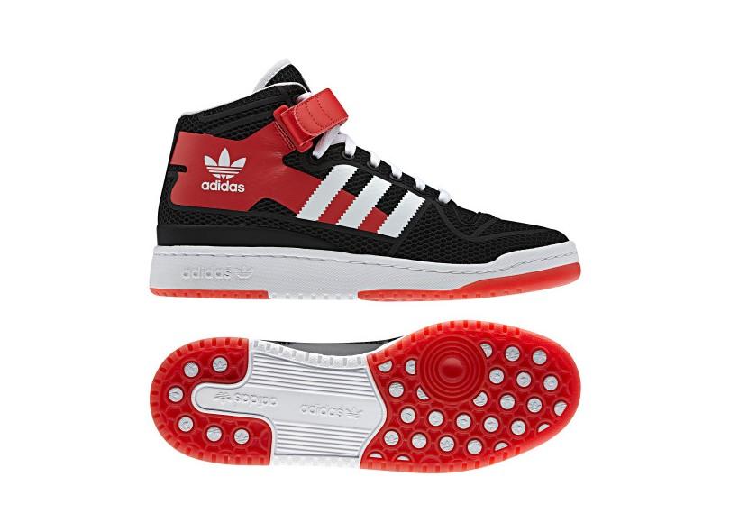 2a751f2de59882 Tênis Adidas Masculino Casual Forum MID