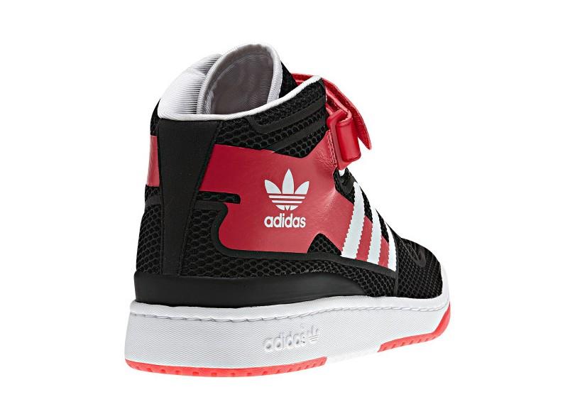 5ba2df6c6ae Tênis Adidas Masculino Casual Forum MID