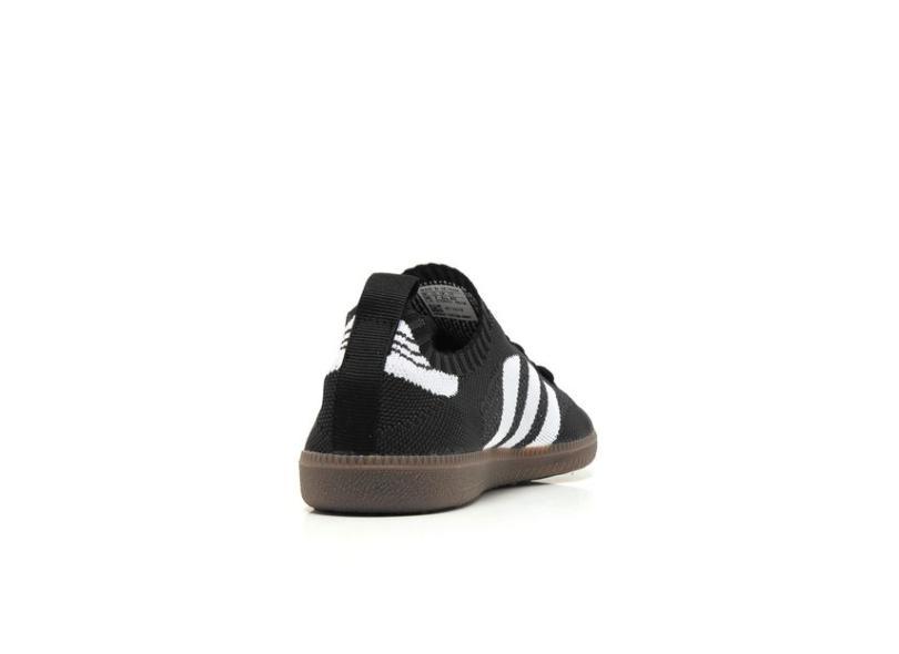 Tênis Adidas Masculino Casual Originals Samba Sock PK Preto