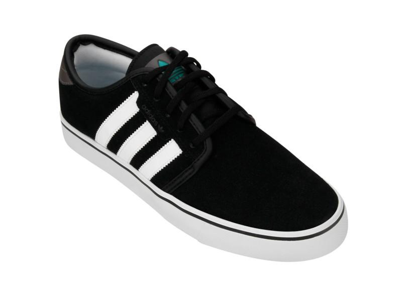 Tênis Adidas Masculino Casual Seeley 64c7fe3570d02