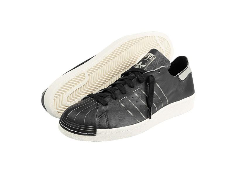 f16b144cb8cfe7 Tênis Adidas Masculino Casual Superstar 80S Decon